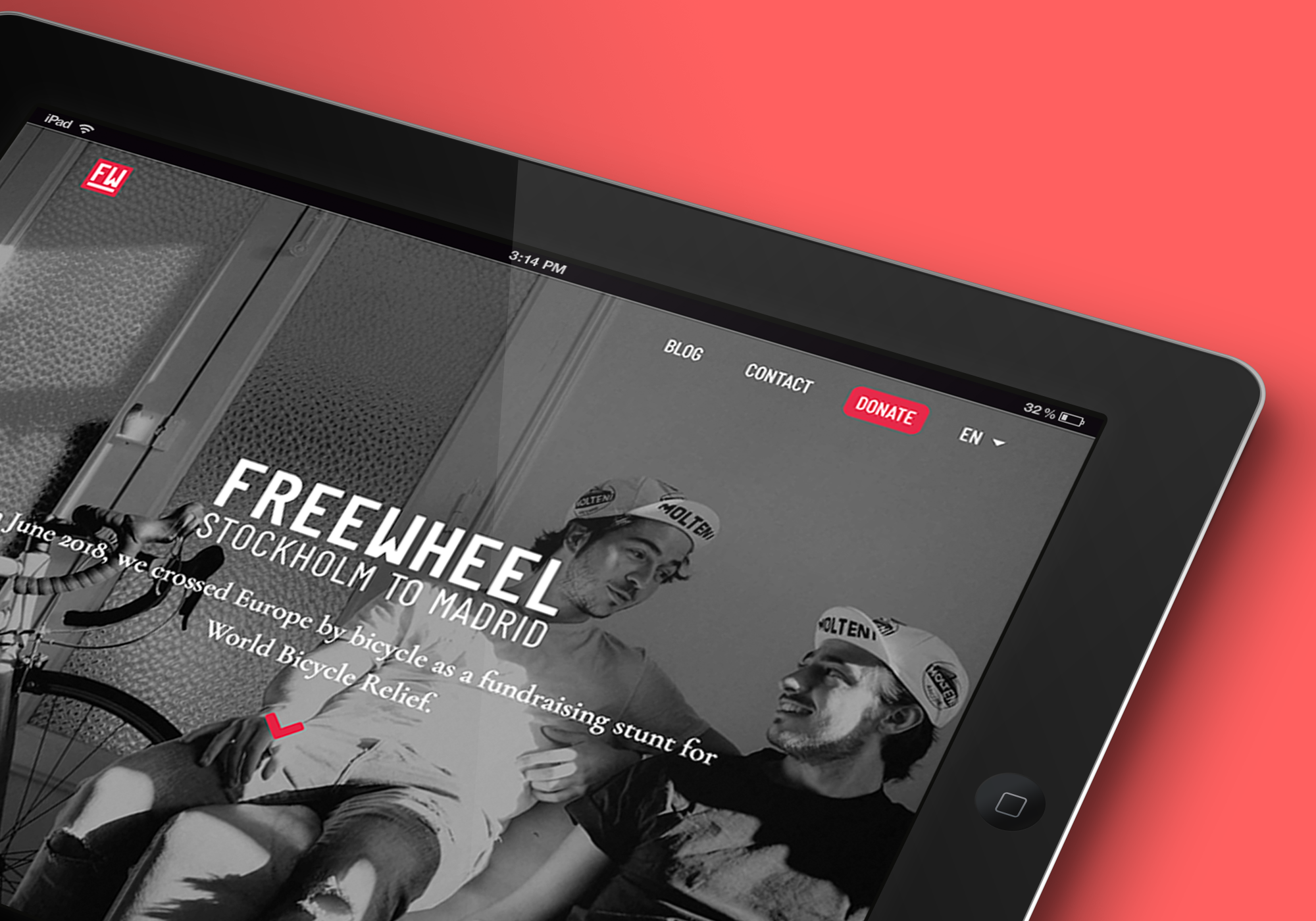 Freewheel's website